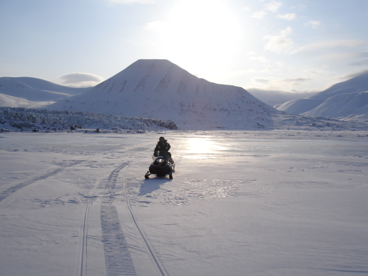 ... A Sea-Ice Free Arctic in ...